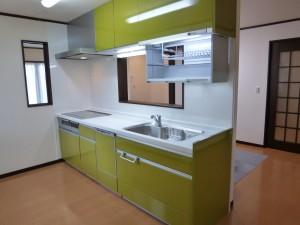 吉松様キッチンアフター