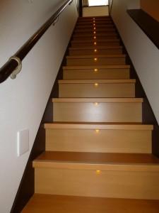 階段ほたる