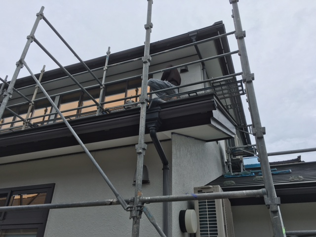建物の外壁塗り替えのことなら当社へお任せください!